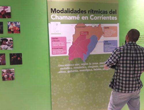 Museo del Chamamé Tradicional – Mburucuya Corrientes.